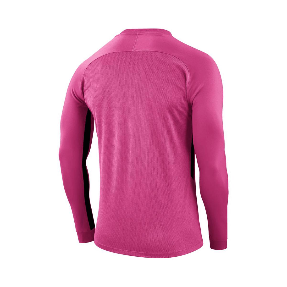 Nike Kinder Langarm Trikot Tiempo Premier pinkschwarz