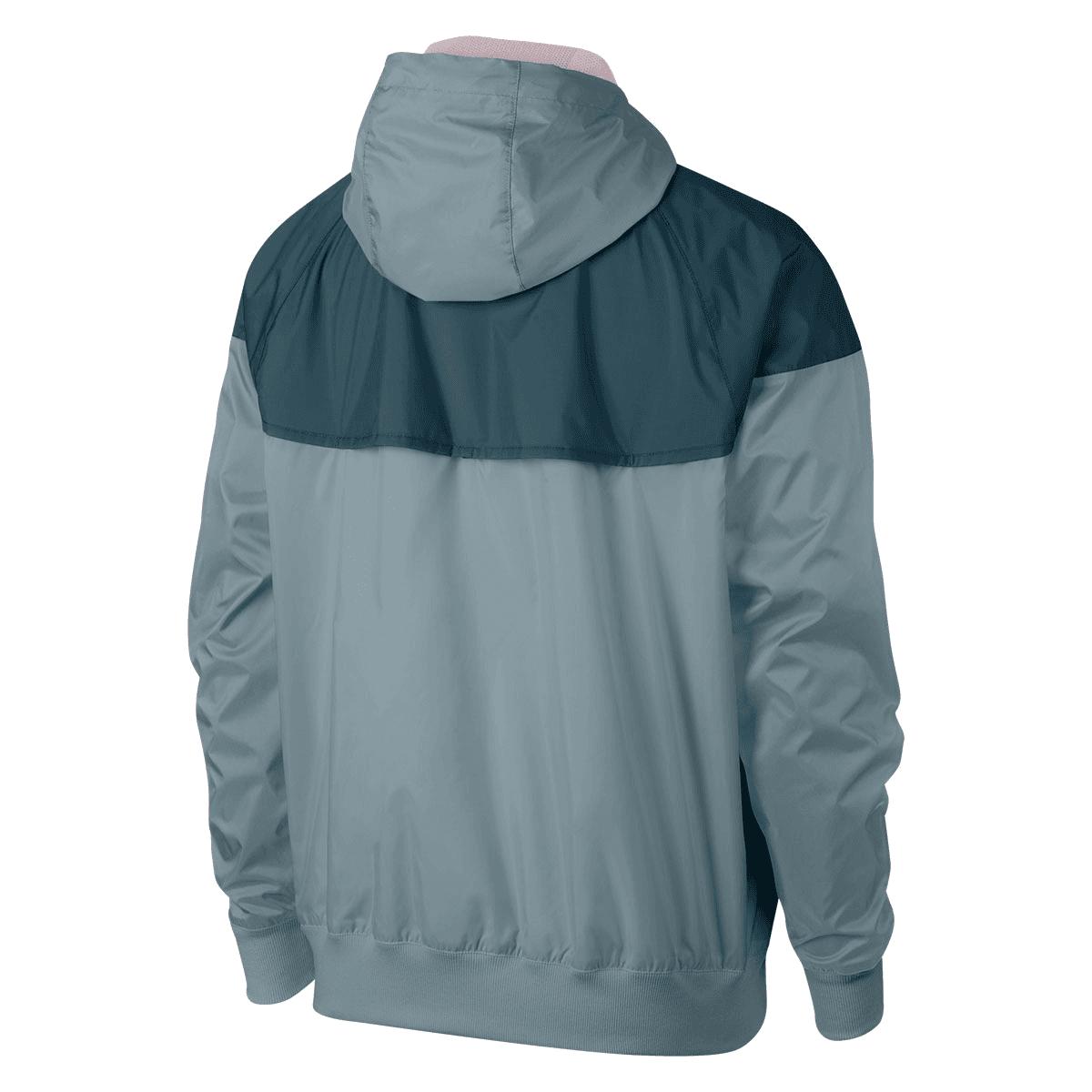 Nike Kapuzenjacke Sportswear Windrunner Jacket graudunkelblau