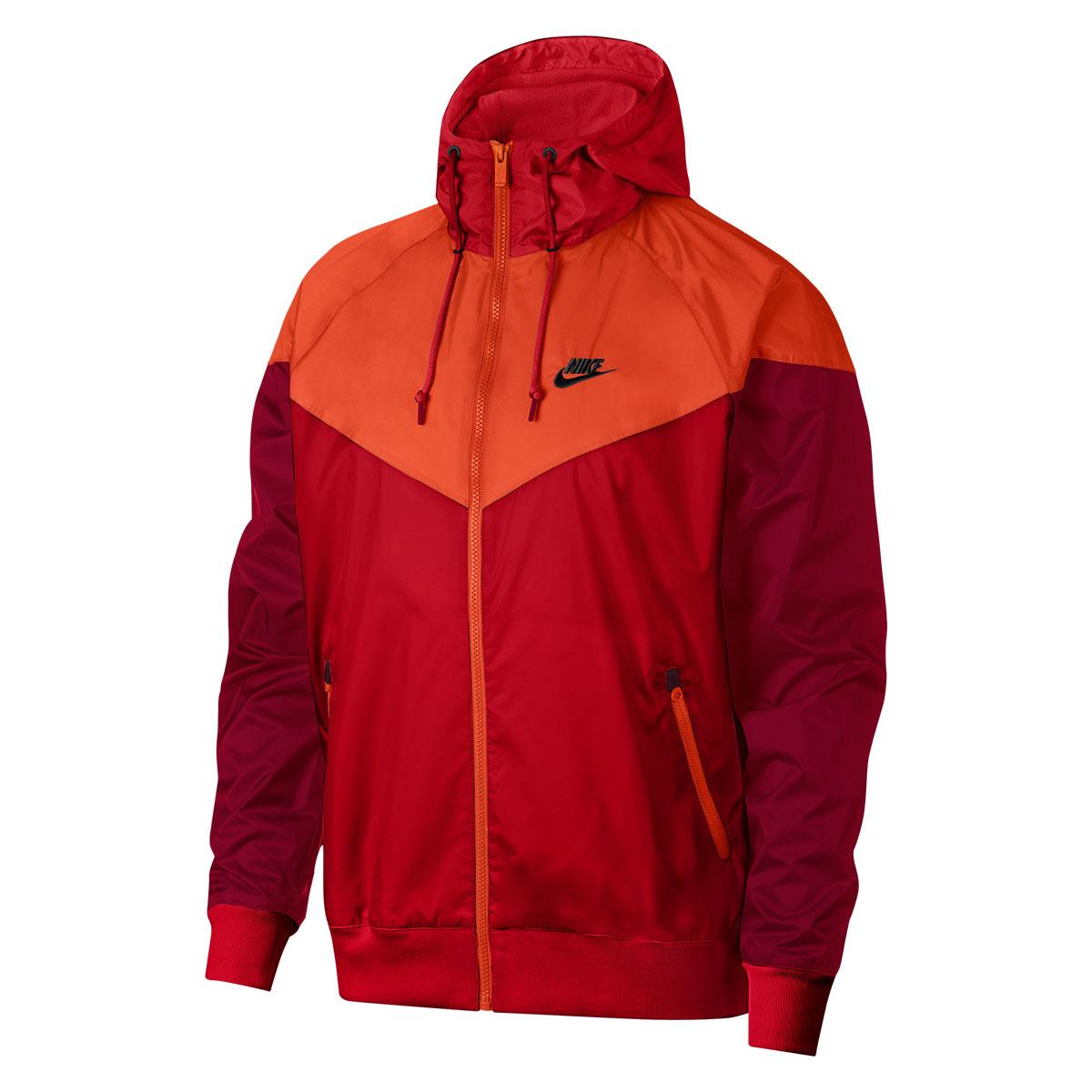 Nike Kapuzenjacke Sportswear Windrunner Jacket rotorange