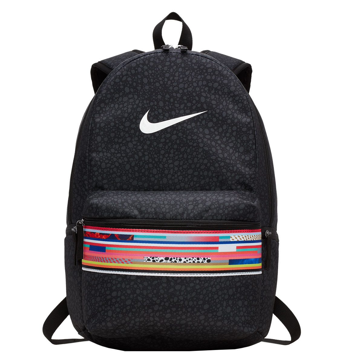 8f49e91c30539 Nike Kinder Rucksack Mercurial Backpack schwarz weiß - Fussball Shop
