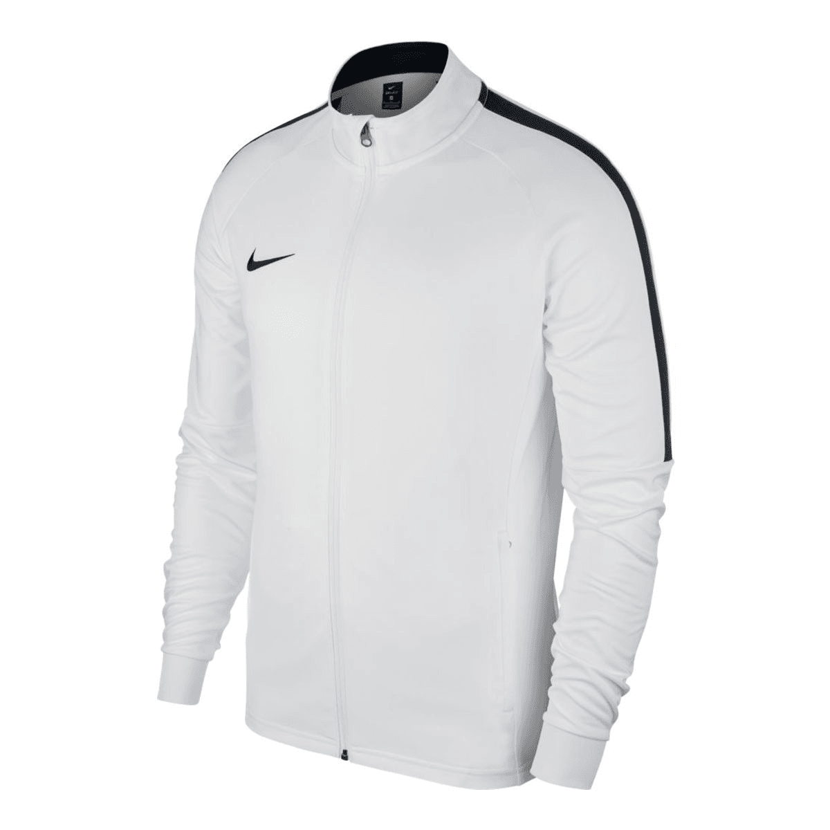 Nike Jacke Academy 18 Knit Track Jacket weiß