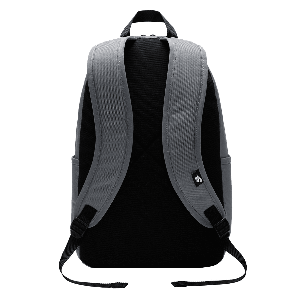 812a576624c91 Nike Rucksack grau schwarz - Fussball Shop