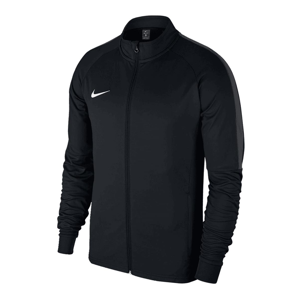 Nike Jacke Academy 18 Knit Track Jacket schwarz