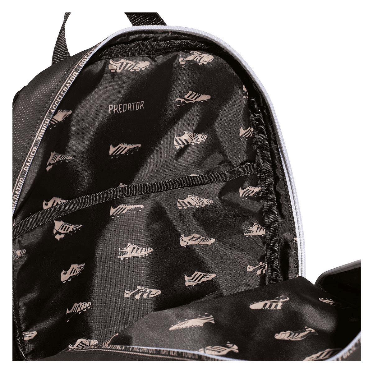 adidas Rucksack Football Icon Backpack schwarzbronze
