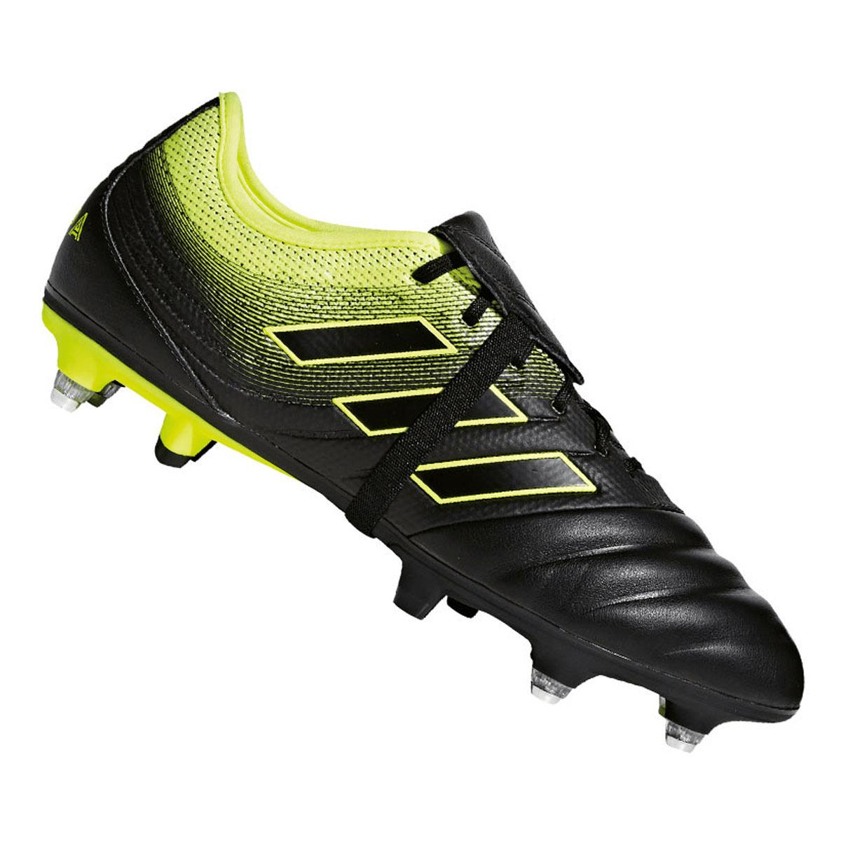 fussballschuh adidas schwarz gelb