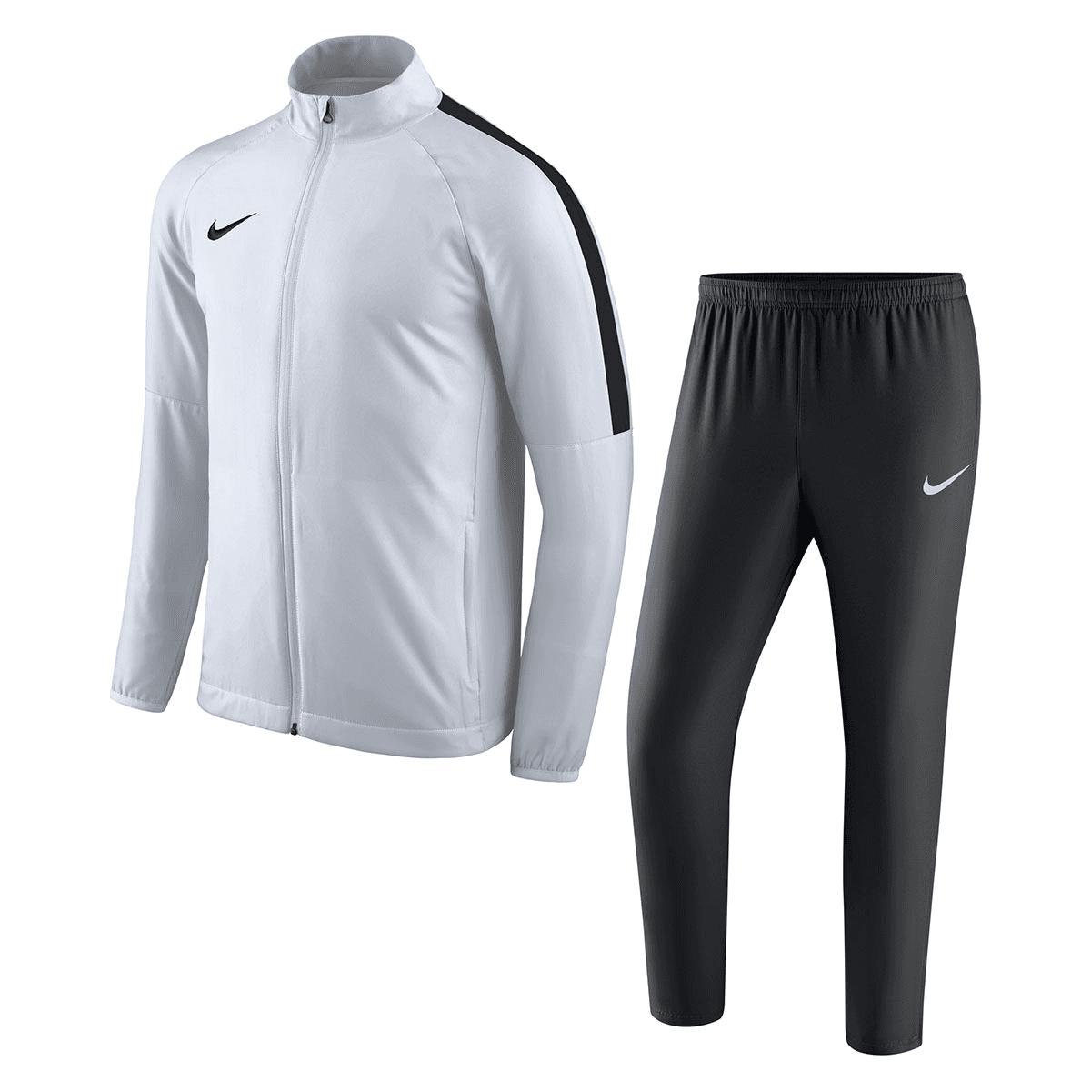 Nike Kinder Trainingsanzug Academy 18 Woven Tracksuit rot