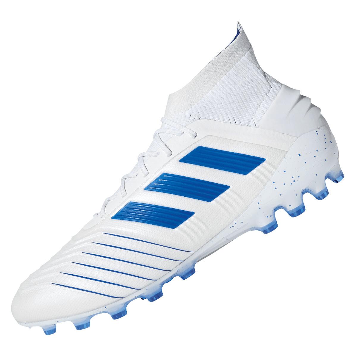 Adidas Fussballschuh Predator 19 1 Ag Weiss Blau