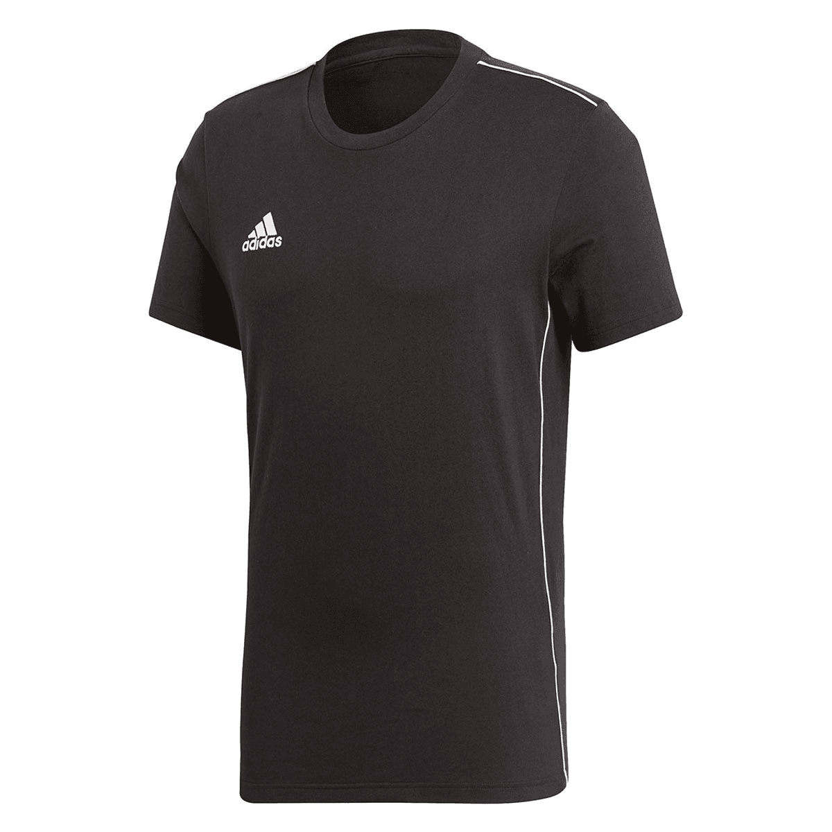 adidas Core 18 T Shirt Power RotWeiß