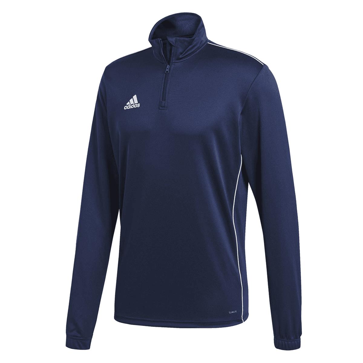 adidas Trainingsoberteil Core 18 Training Top dunkelblauweiß