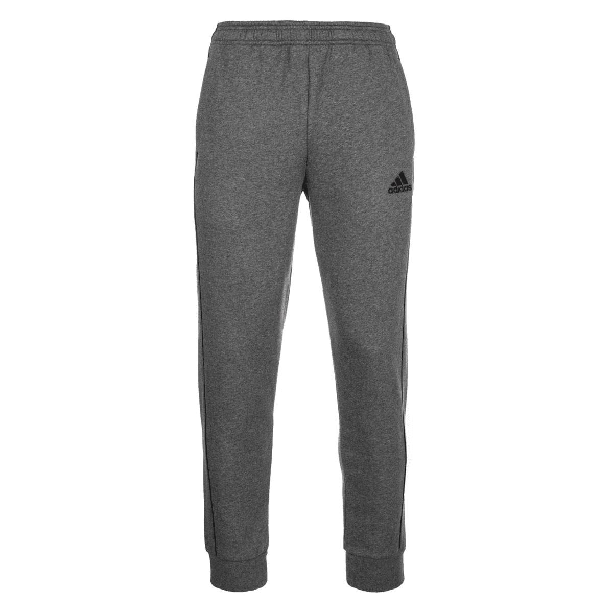 Adidas trainingsbroek Core 18 Sweat Pants grijszwart Voetbal shop