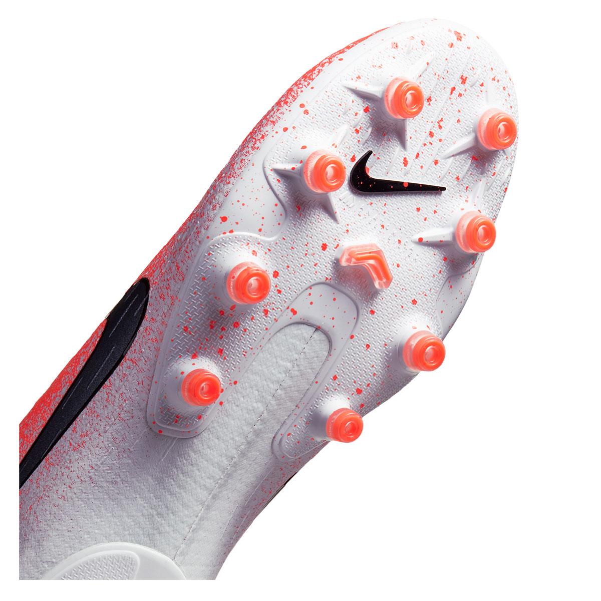 25e1db9fe12 Nike mercurial superfly VI pro AG pro kunstgras voetbalschoenen oranje/wit  Afbeelding 6
