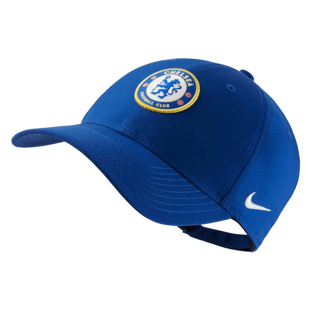 e4de7a27c57 Nike Chelsea FC pet Legacy91 Adjustable Cap blauw/wit - Voetbal shop