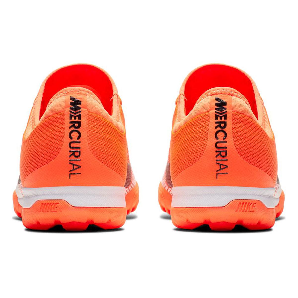 new arrival 15573 263f4 Nike Fußballschuh Mercurial VaporX XII Pro TF Kunstrasen orange/weiß