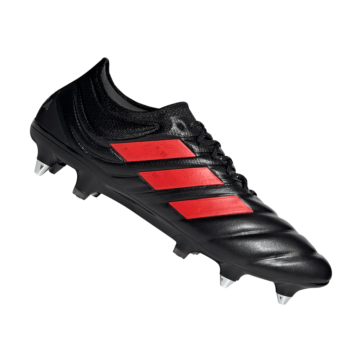 adidas COPA 20+ SG Rot Schwarz | Fußballschuh | Stollen | Rasen
