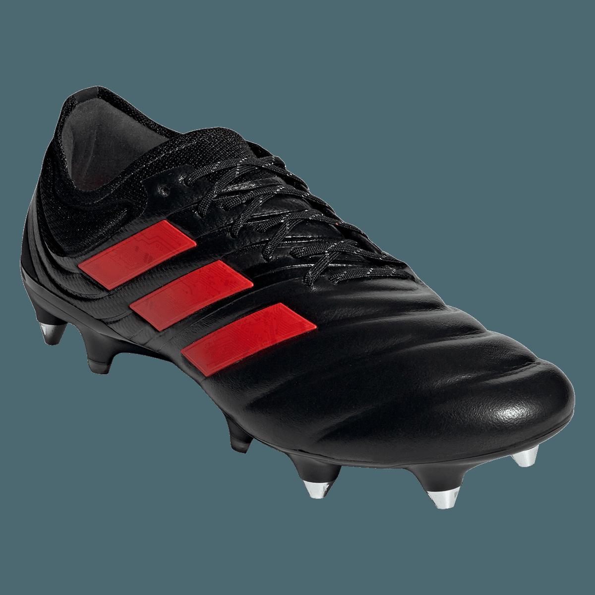 adidas Fußballschuh Copa 19.1 SG schwarzrot