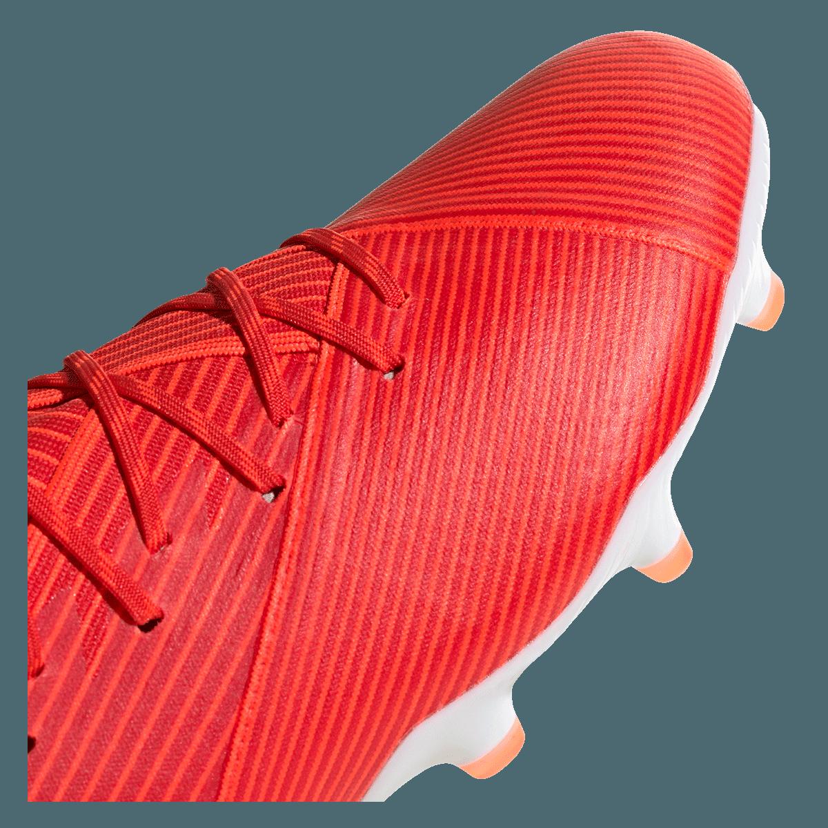 adidas Fußballschuh Nemeziz Messi 19.1 FG dunkelblaugrün fluo