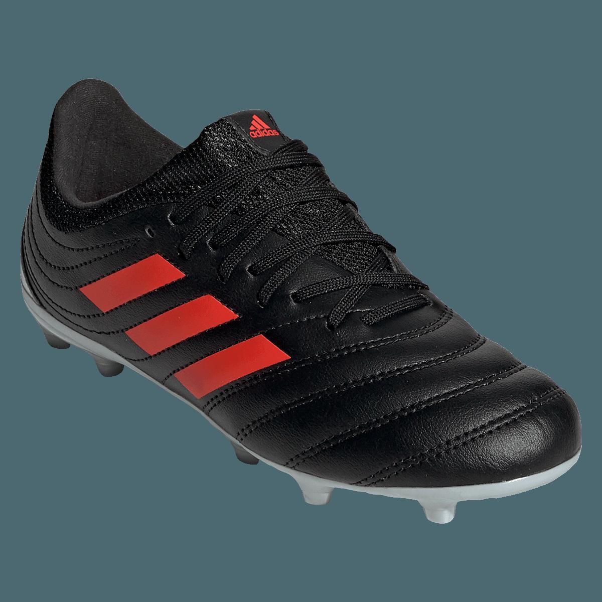 Adidas Kinder Fussballschuh Copa 19 3 Fg J Schwarz Rot