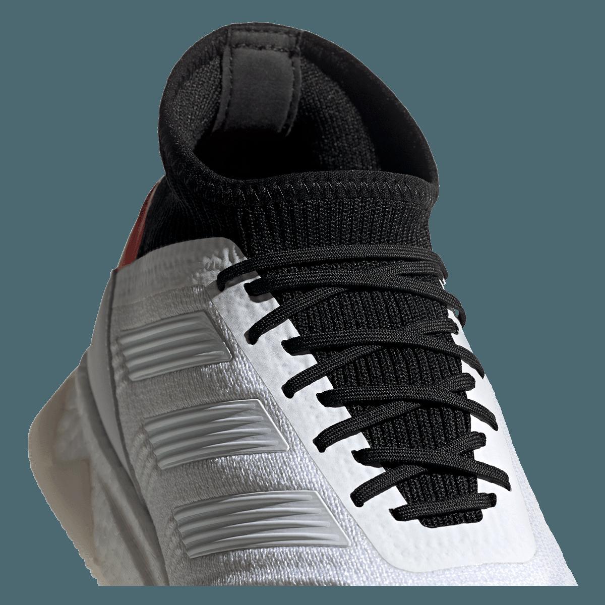 adidas voetbalschoenen Predator 19.1 witrood