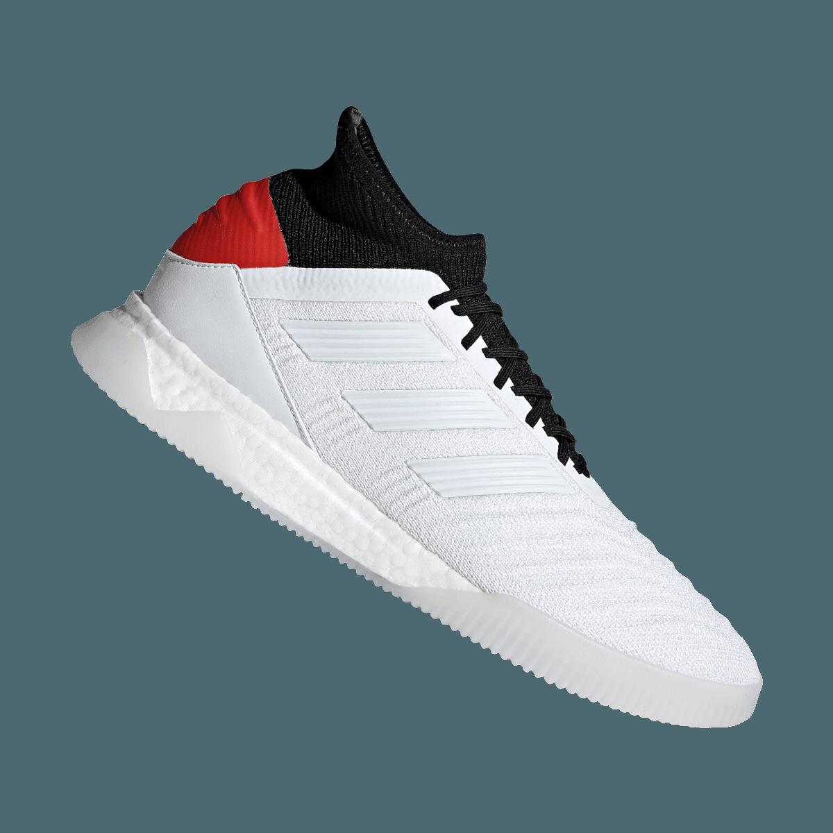 adidas Schuh Predator 19.1 TR weißrot Fussball Shop