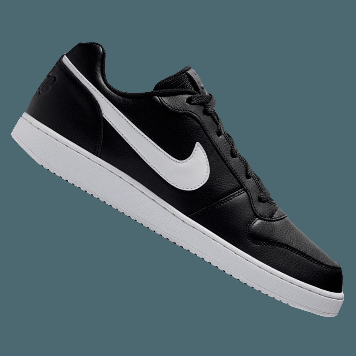 Herren Sneaker Ebernon Low Premium, weißschwarz, 44