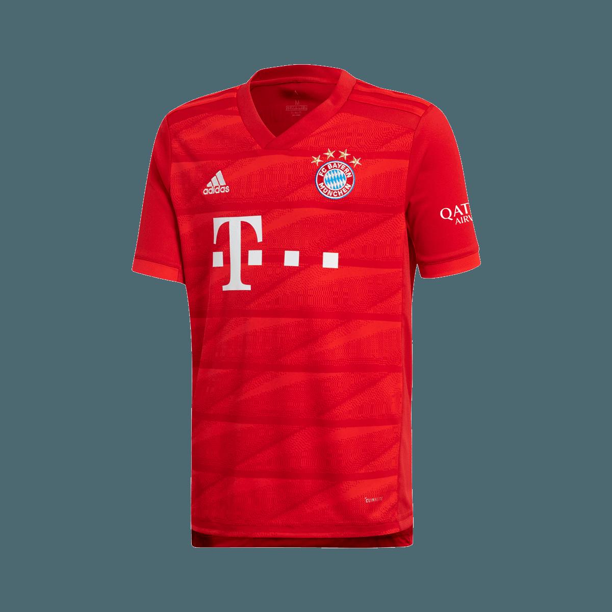 FC Bayern M/ünchen Trikot Home 2019//20 offizielles FCB Heimtrikot