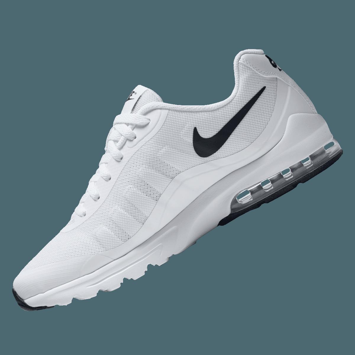 Nike hardloopschoenen Air Max Invigor witzwart