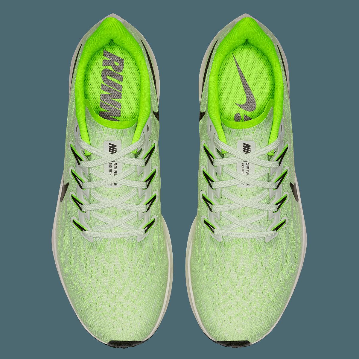 Nike Laufschuh Air Zoom Pegasus 36 grün fluoschwarz