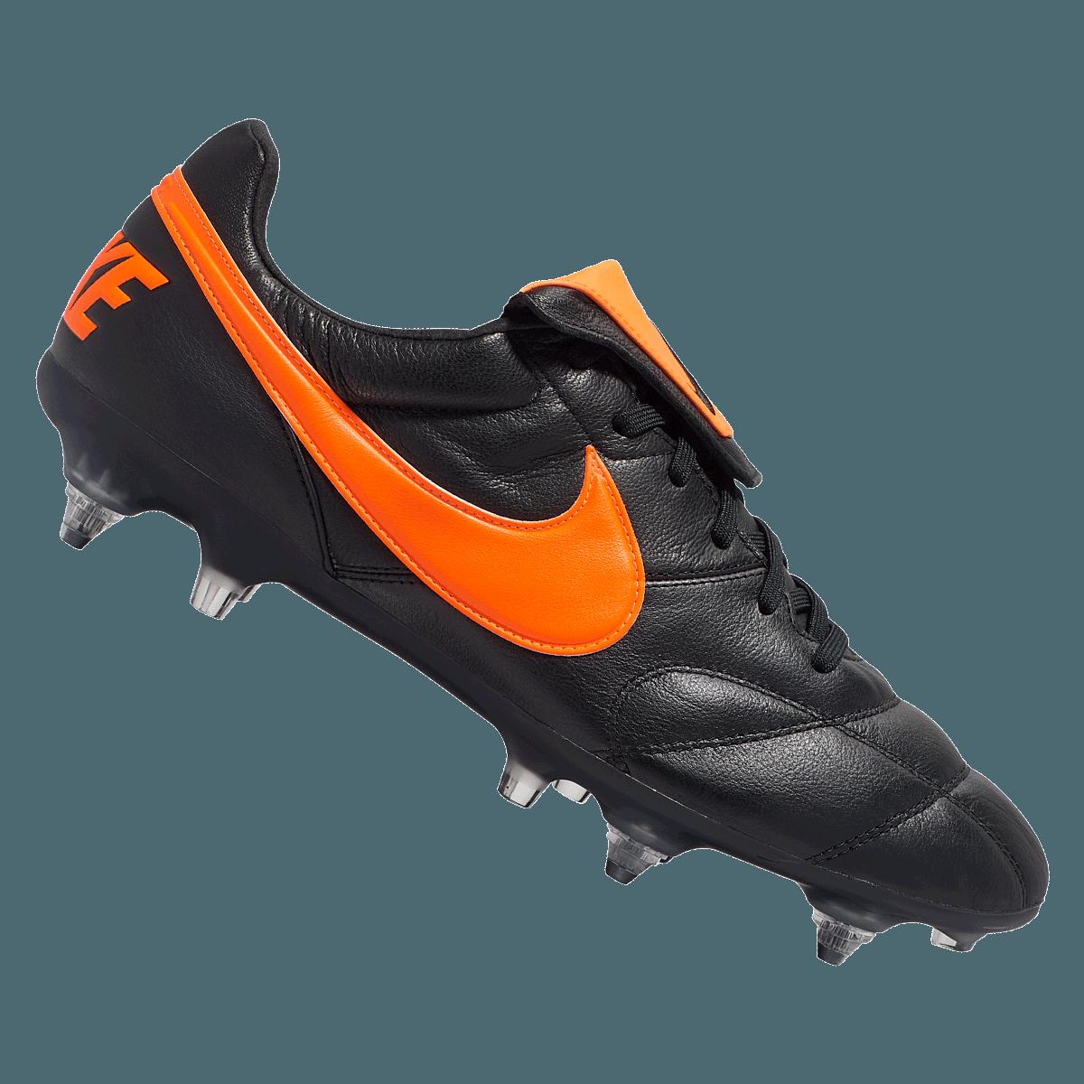 Nike Fussballschuh The Nike Premier Ii Sg Pro Ac Schwarz Orange