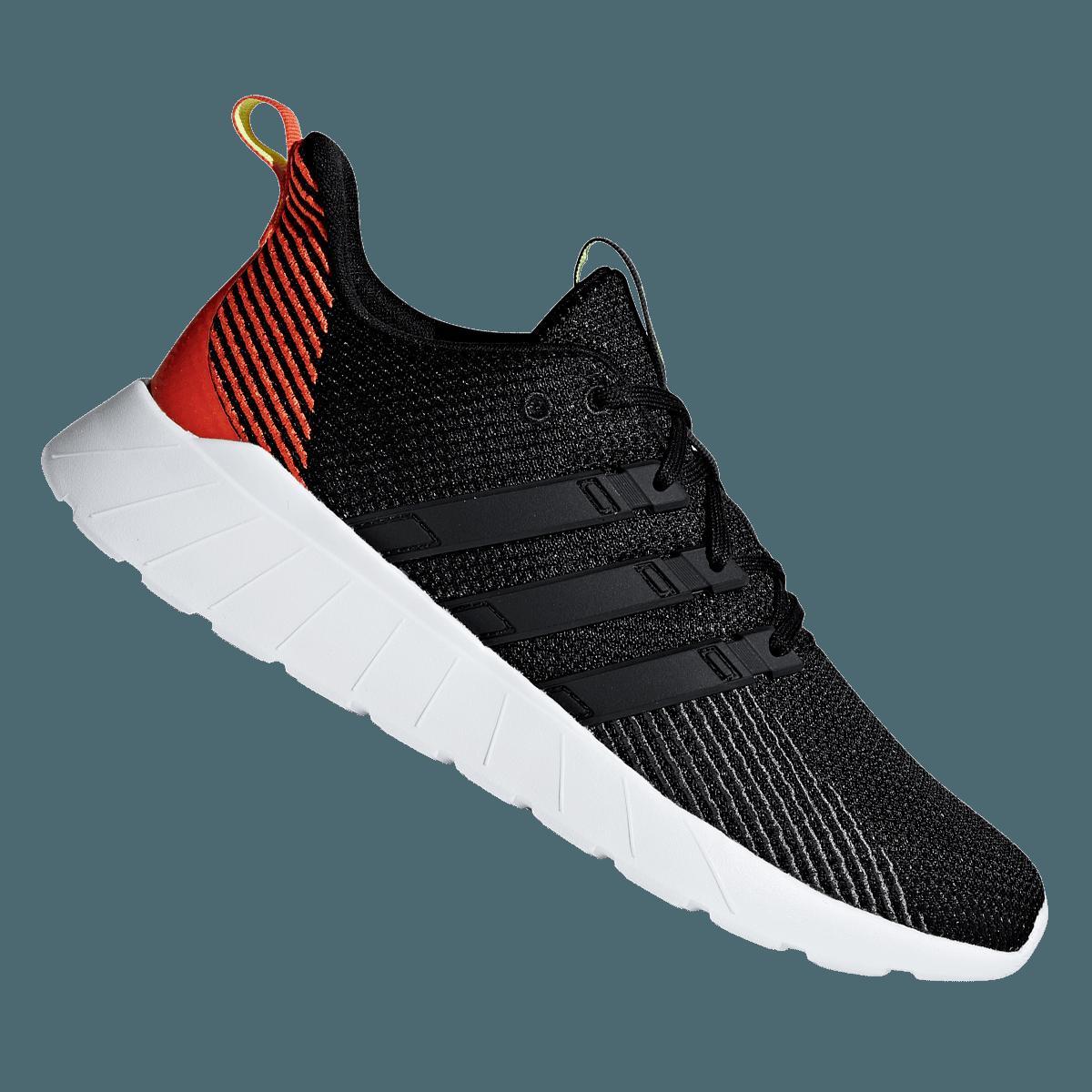 adidas Trainingsschuh Questar Flow schwarzrot