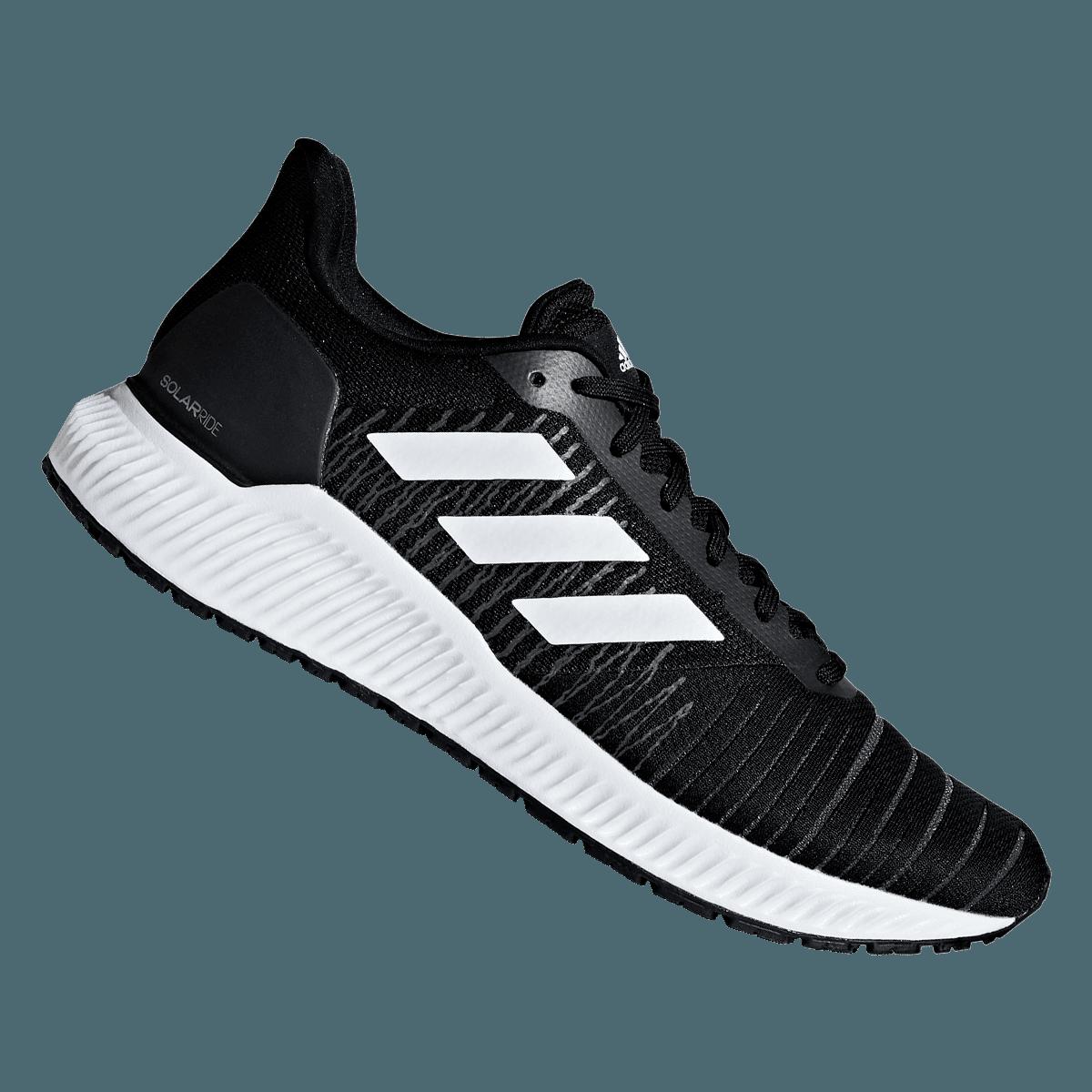 adidas hardloopschoenen Solar Ride M zwartwit