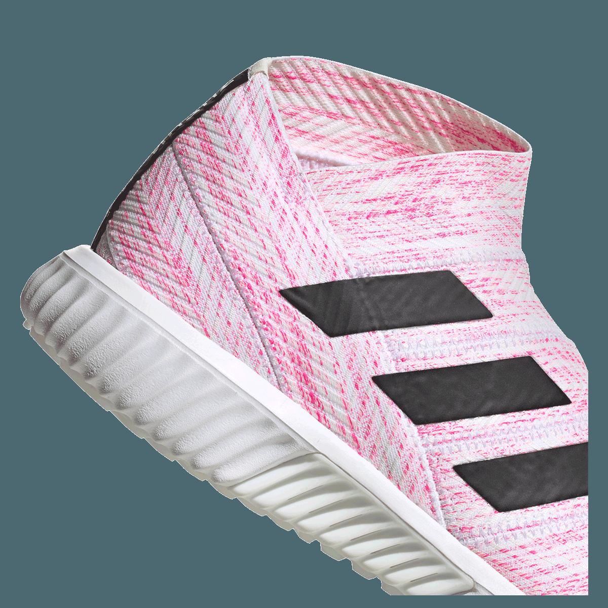 adidas Schuh Nemeziz 18.1 TR weißpink
