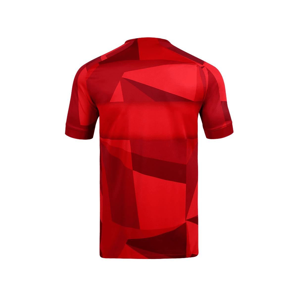 Jako VfB Stuttgart Kinder Auswärts Trikot 201920 rotdunkelrot