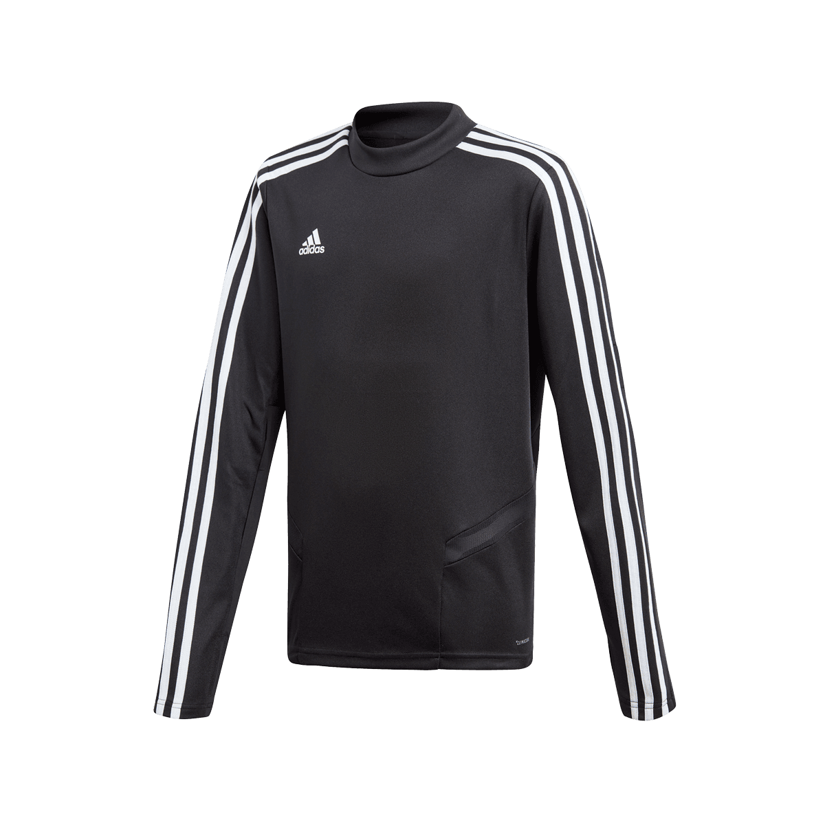 adidas Kinder Sweater Tiro 19 Training Top schwarzweiß
