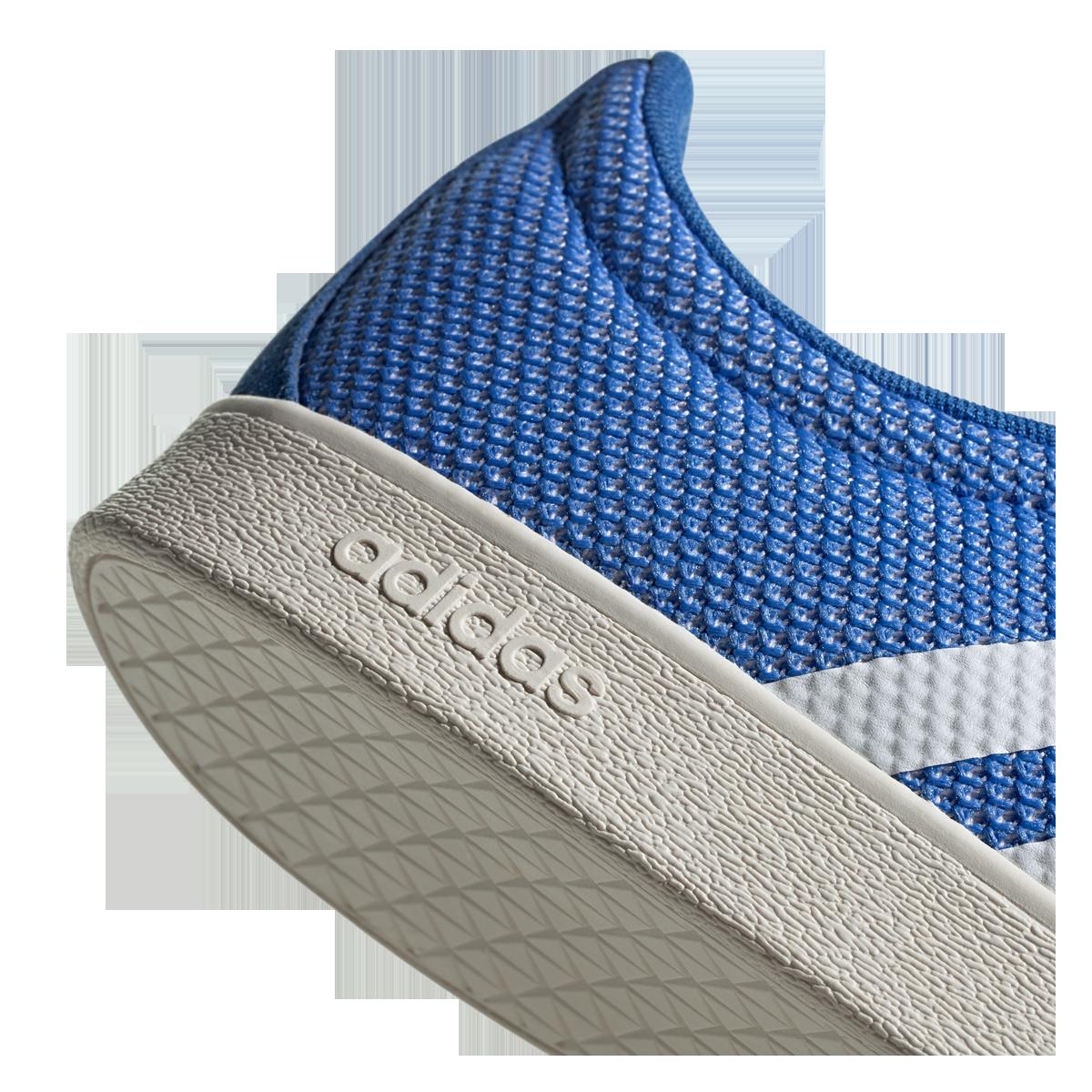 adidas Freizeitschuh VL Court 2.0 blau/weiß