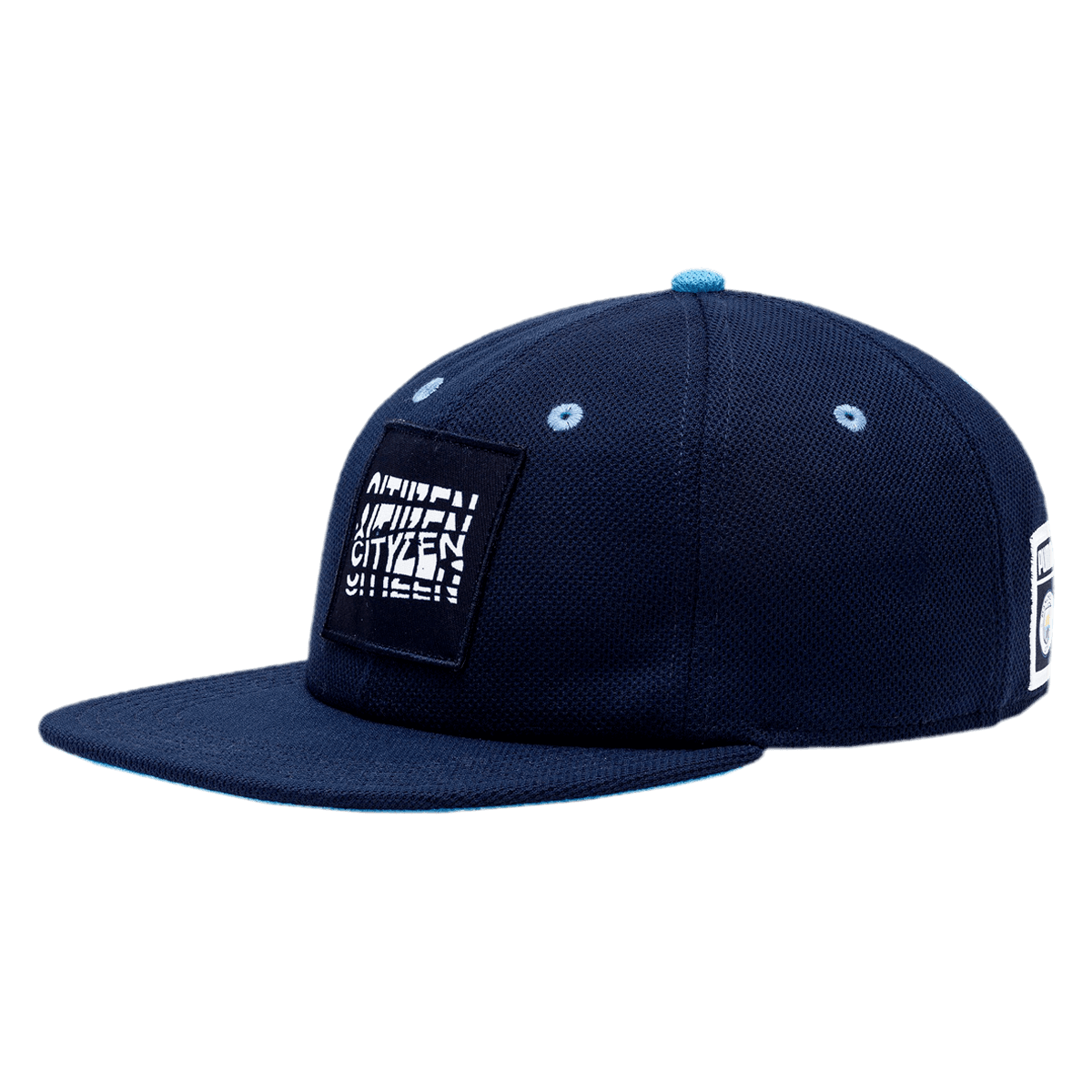 Puma Manchester City DNA Rucksack dunkelblau weiß NEU