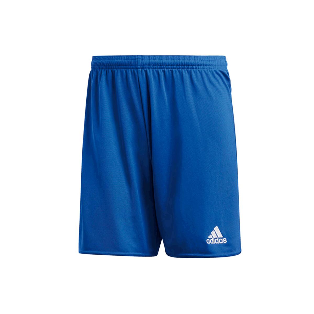 adidas Short Parma 16 blauweiß