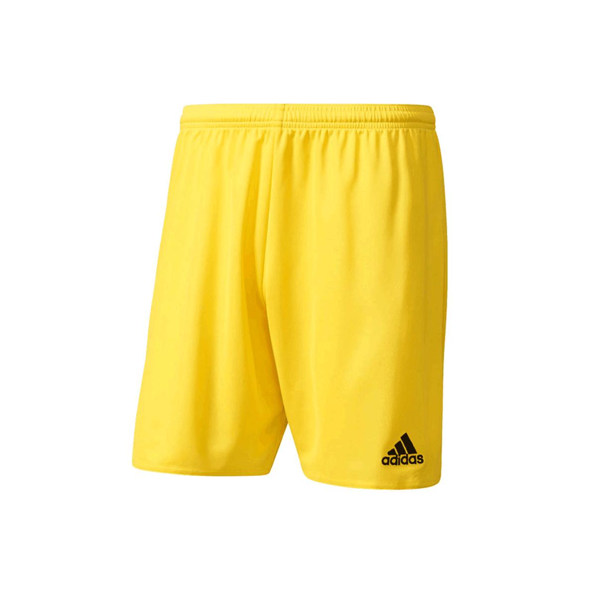 adidas Short Parma 16 gelbschwarz