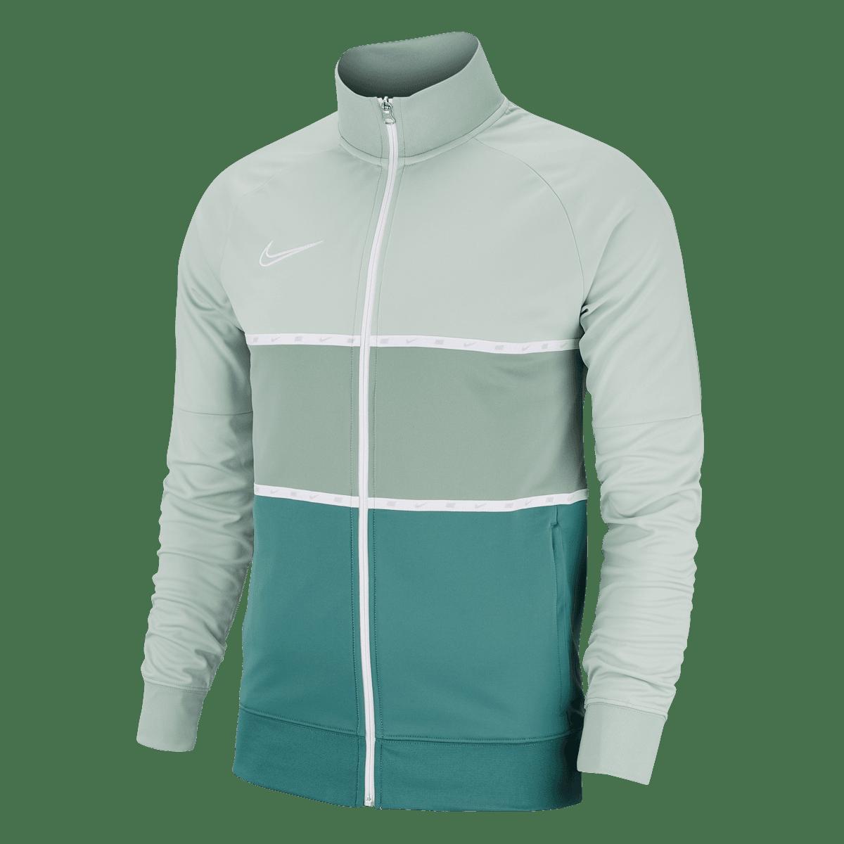 Nike trainingsjas Academy I96 GX K Jacket mintgroenwit Voetbal shop
