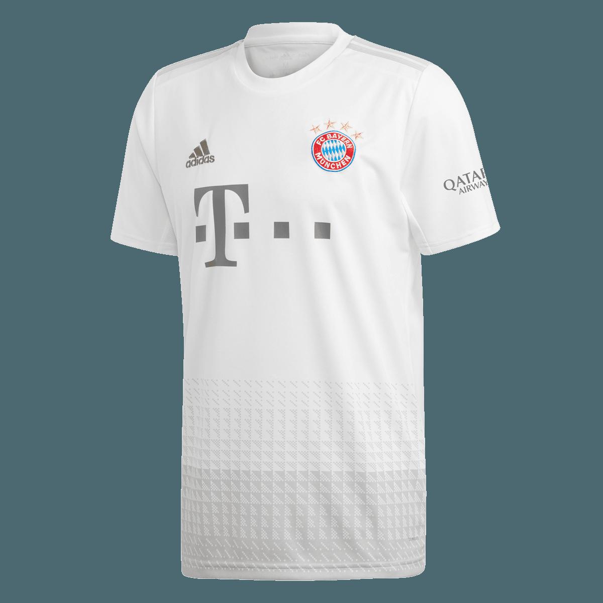 adidas FC Bayern München uitshirt 201920 voor heren wit Voetbal shop