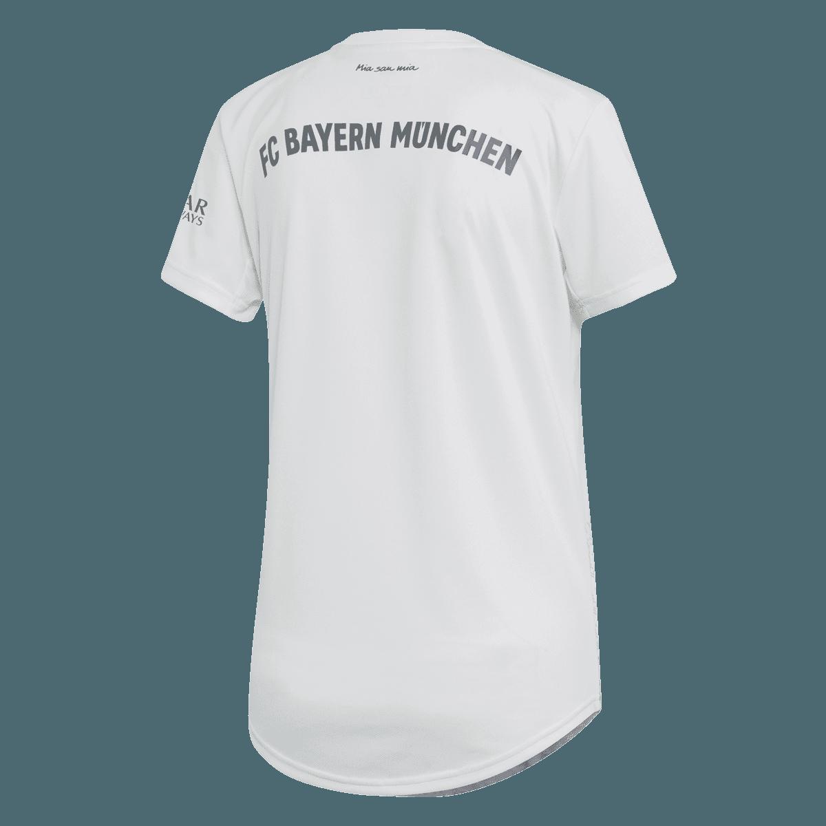 adidas Herren FC Bayern Auswärts Shirt Trikot Auswärtstrikot Fußball 2019 2020