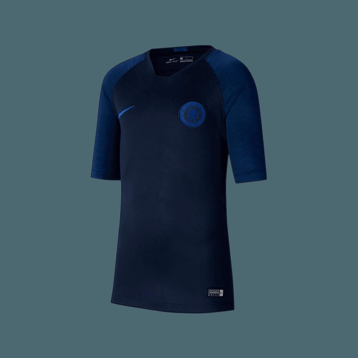 Nike England Trainingsoberteil Strike Drill Top schwarzblau