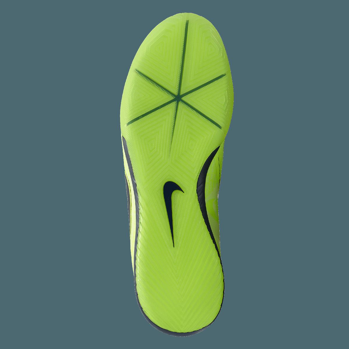 Nike Hallenschuh Zoom Phantom Venom Pro IC gelb fluodunkelblau