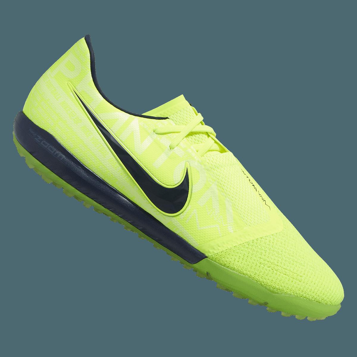 Nike TF fluodunkelblau Venom Kunstrasen Pro gelb Zoom Fußballschuh Phantom q5c4j3RAL