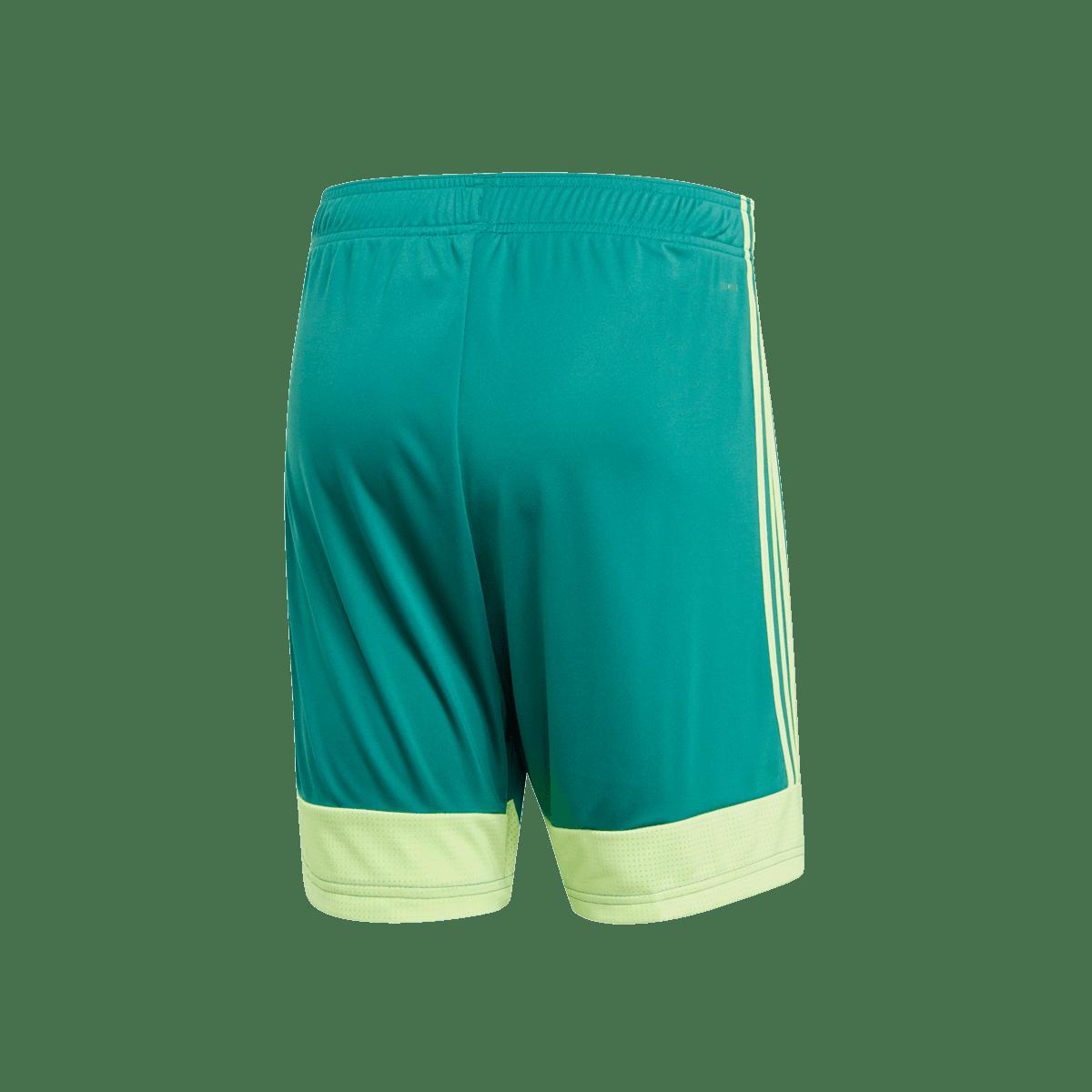 adidas Tastigo 19 gyerek rövidnadrág zöldsárga