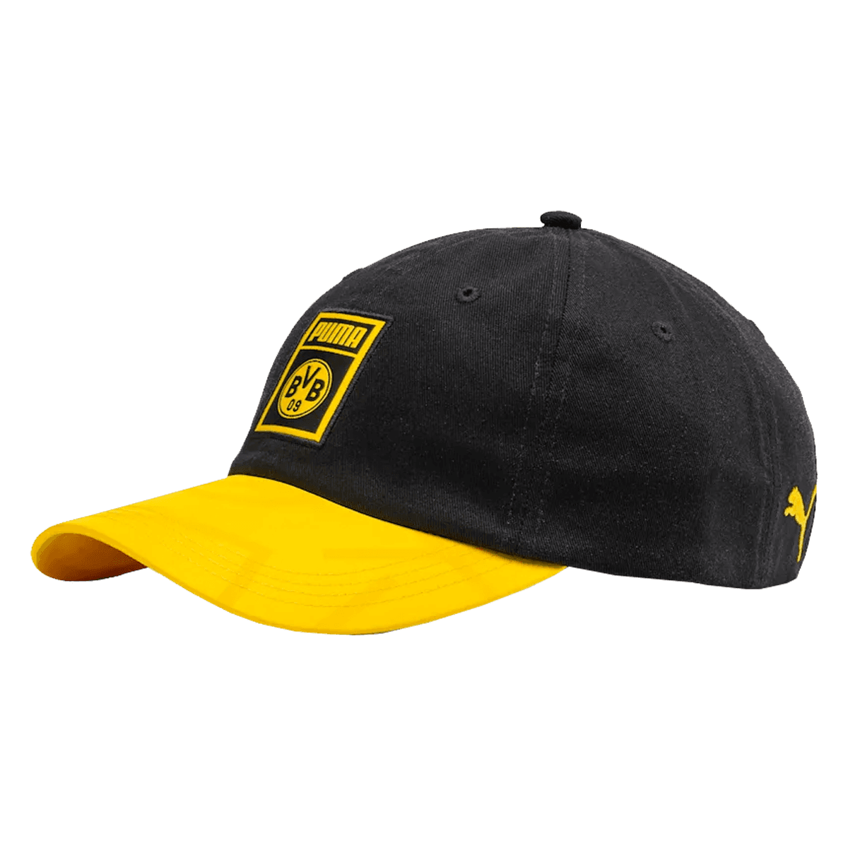 Puma BVB Kappe DNA Cap schwarzgelb