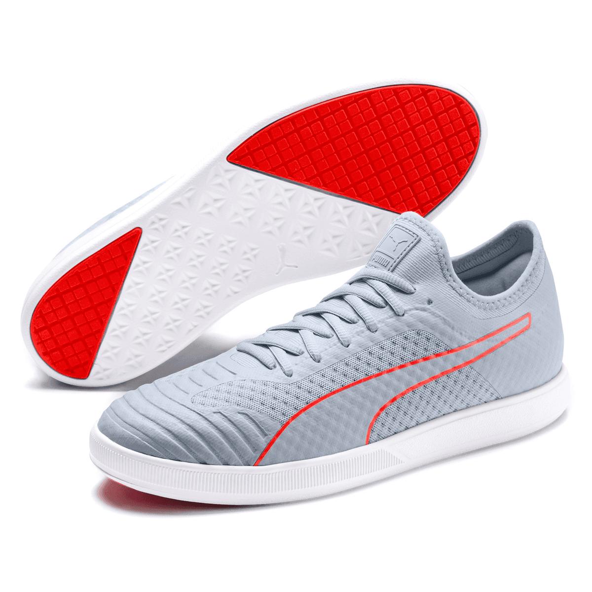 Puma Sneaker 365 Roma Lite graurot Fussball Shop