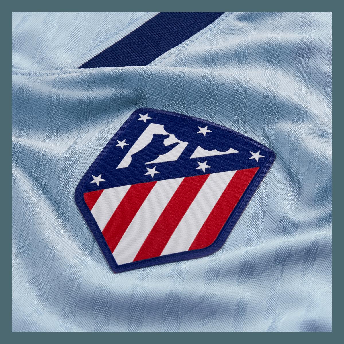 Nike Atlético Madrid Herren HeimAuswärts Short 201920 dunkelblaurot