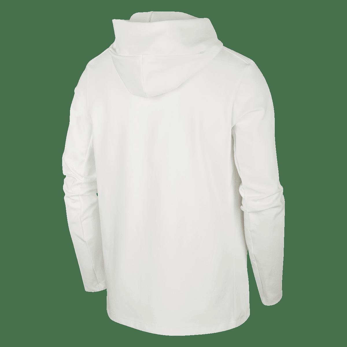 Nike Paris St. Germain Kapuzenjacke Tech Pack CL FZ Hoody weißrot