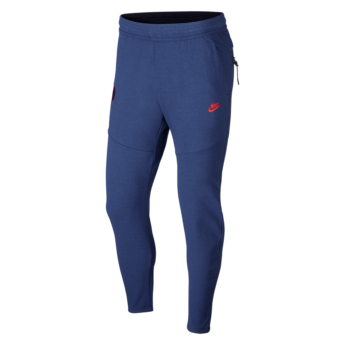 Nike Paris St. Germain Jogginghose Tech Pack Track CL Pant dunkelblaurot
