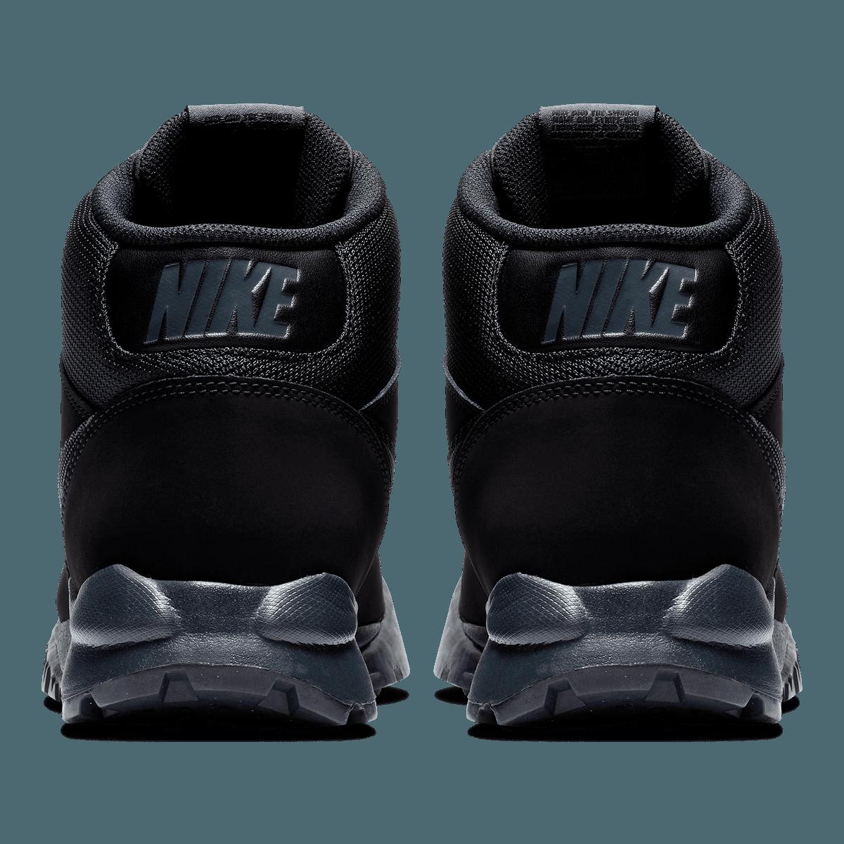 Nike Freizeitschuh Hoodland Suede schwarzanthrazit